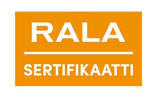 RALA-sertifikaatti - Maanrakennus J. Karell